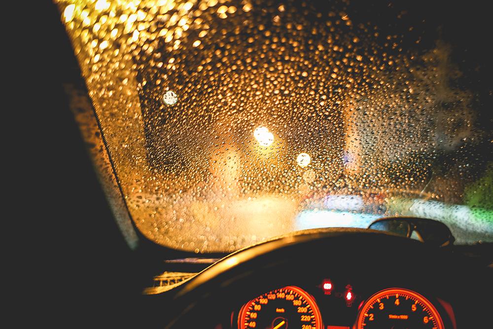 Cuidados nos dias de chuva