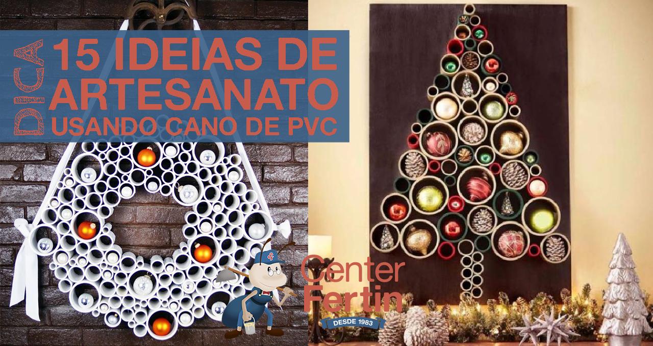 Ideias De Senhas ~ 15 Ideias de Artesanato com Cano PVC